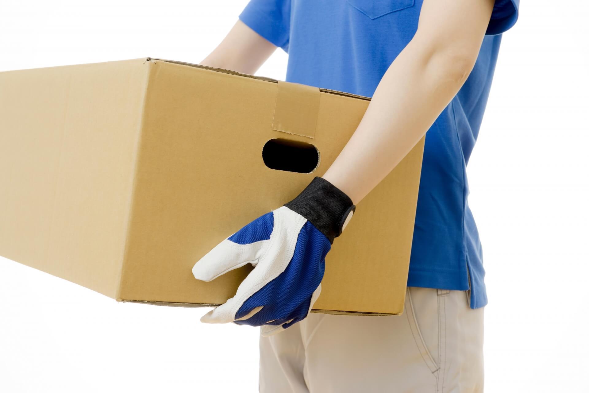 集荷依頼をして仕入れた商品を送る