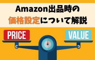 【せどり転売】Amazon出品時の価格設定を解説【高値で売るコツあり】